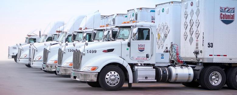 CCS truck fleet