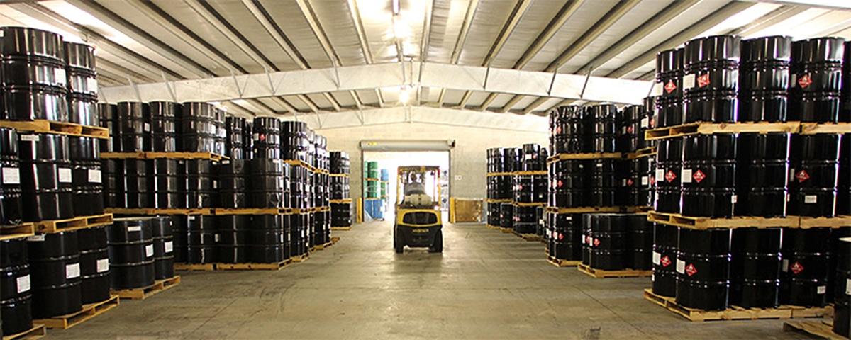 CCS Logistics Warehouse